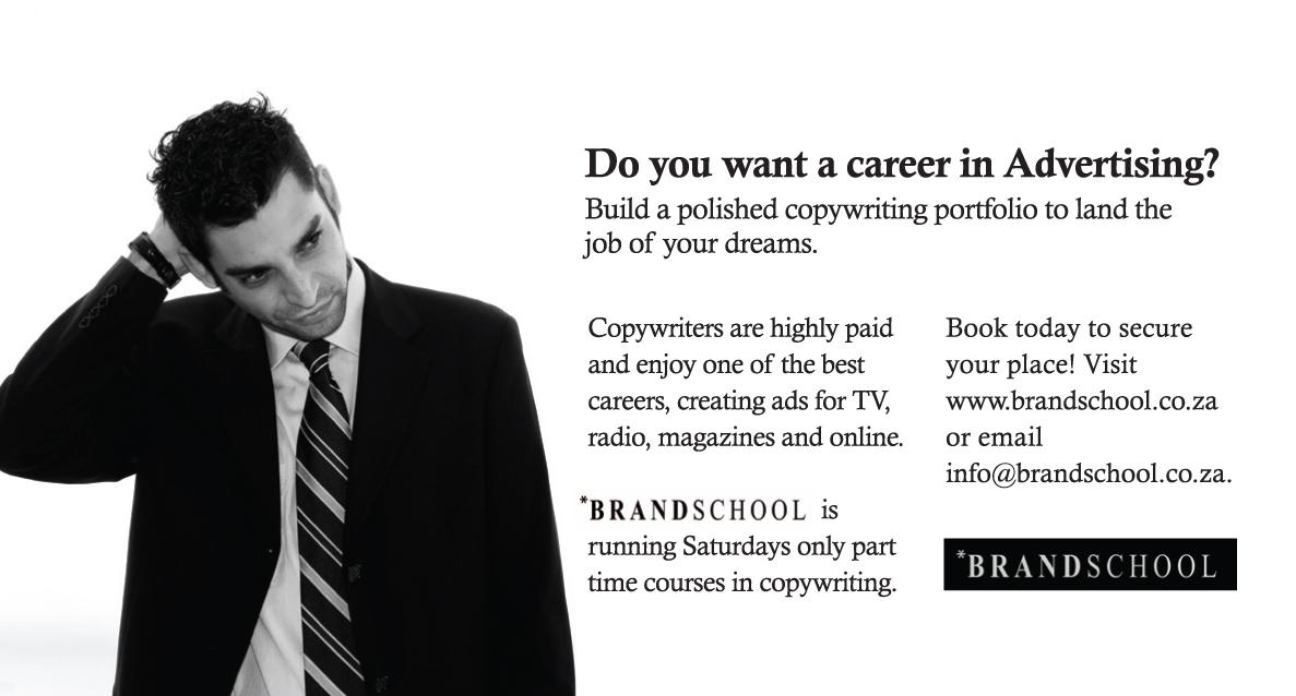 BrandSchool ad